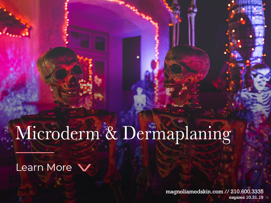 Microderm & Dermaplaning Special
