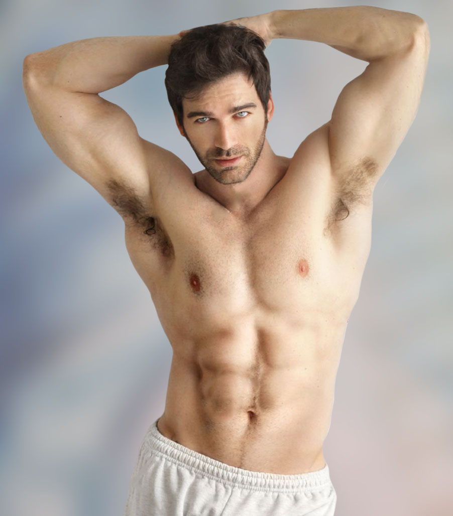Men Cosmetic Treatments Excessive Sweating
