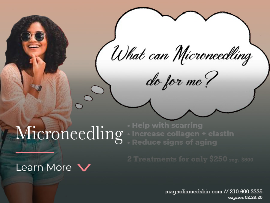 Microneedling Special Offer