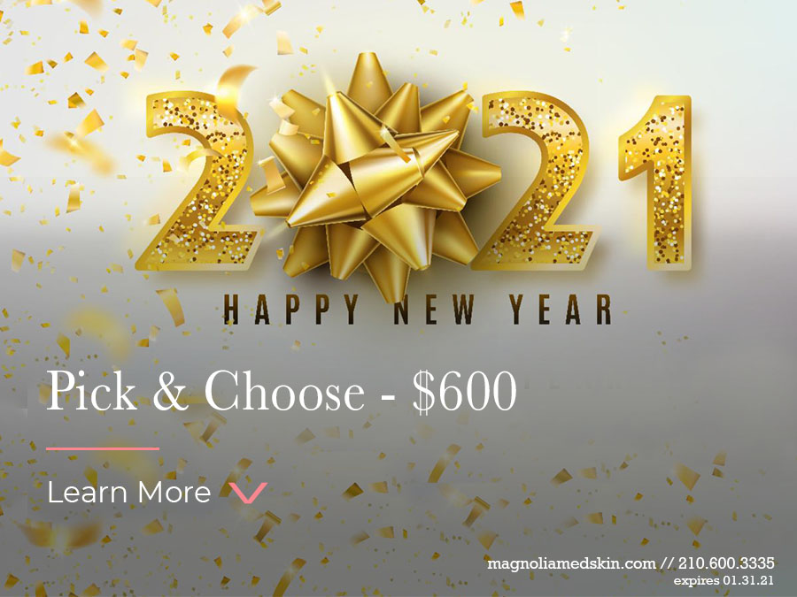 Pick & Choose $600